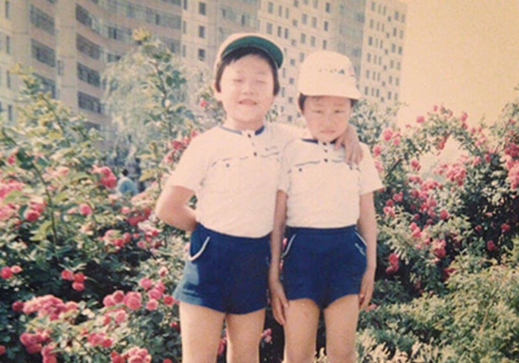 Childhood in beijing