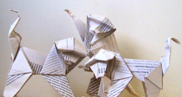 event image for Adult Origami Workshop