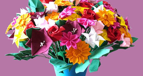 event image for Origami  Ikebana for Adult