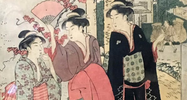 event image for MEAA Relaunch: Talk – Japanese Woodblock Print