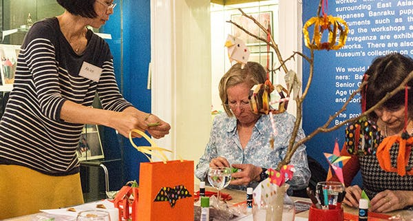 event image for Christmas Origami  for Adults