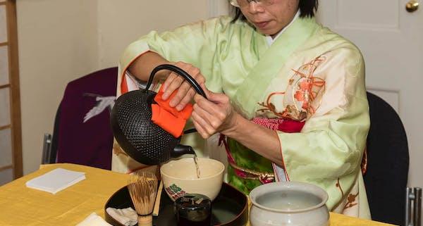 event image for Tea Ceremony Demonstration