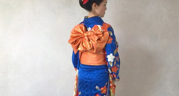 event image for The Art of Kimono – Demonstration