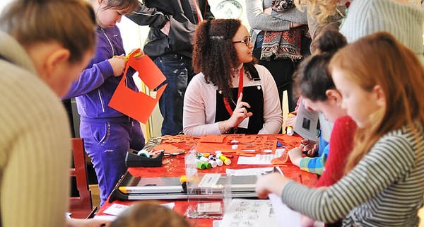 event image for From Hairpins to Hats: East Asian Life Craft Workshop