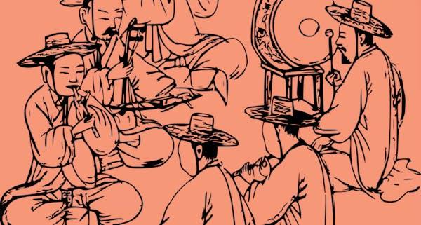 event image for Family Fun: Korean Drum & Storytelling