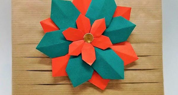 Christmas Origami.Workshops Christmas Origami Museum Of East Asian Art