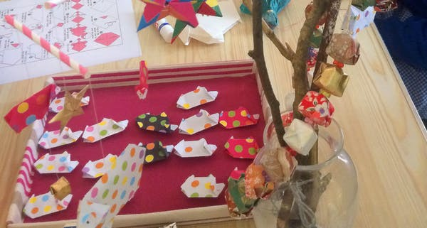 event image for Family Christmas Origami Workshop