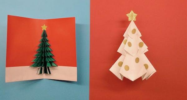 Origami Christmas.Origami Christmas Tea Light Museum Of East Asian Art