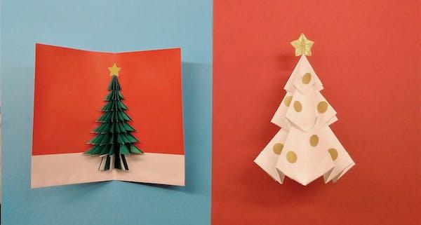 How to Make a DIY Origami Christmas Ornament | 321x600