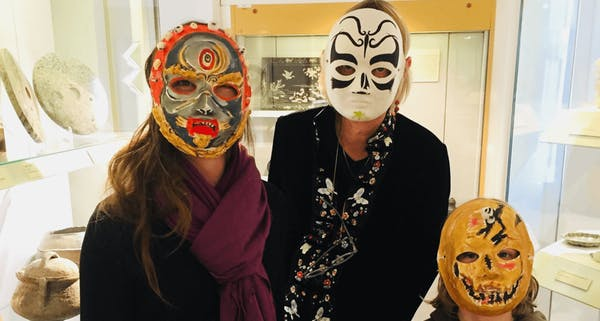event image for Halloween Special: East Asian Monster Stories & Mask-Making