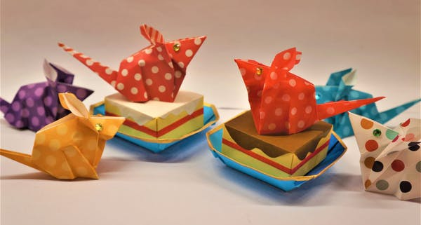 event image for Lunar New Year Origami 1