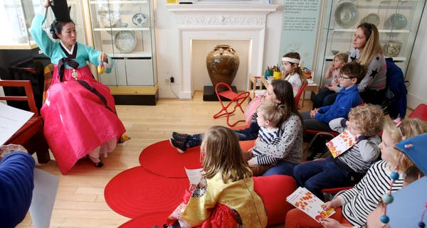 event image for Year of the Rat Storytelling & Crafts