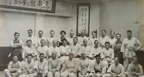 event image for Out of the East: The Early Introduction of Judo to the UK
