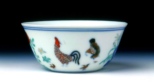 event image for Beauty, Power and Value: The Story of a Chinese 'Chicken Cup'