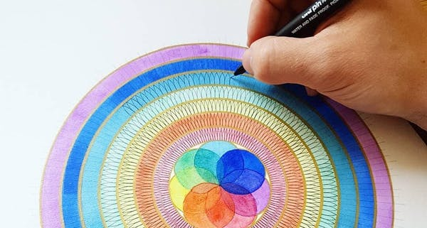 event image for The Art of Mandalas Workshop – Online