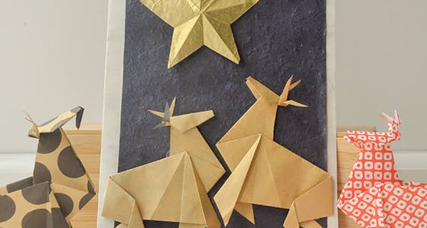 event image for Christmas Origami 2