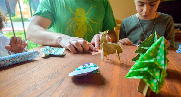 event image for Family Christmas Origami